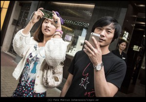 Iphone par HK