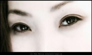 Asiatiska ögon