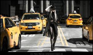 Park lane model shoot