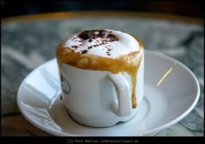 Cappuccino igår