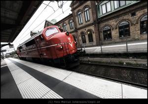Halmstad station