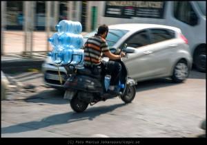 Vattenbud