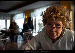 Kursdeltagare Karin på Grundkurs intensiv