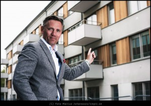 Mathias Aronsson VVD Wallenstam