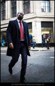 London man Street by icepic.se