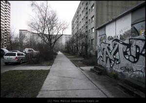 Berlin former DDR