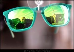 Gröna briller