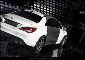 Mercedes CLA-Klass