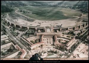 Tempelhof flygplats foto