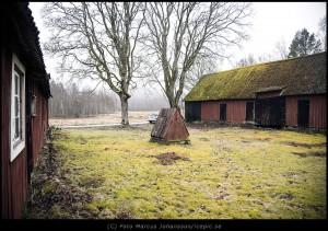 Polisens gård i Gunnarsbygget
