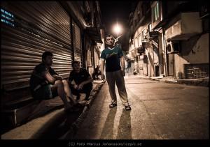 Lokala grabbar Istanbul Nightstreet 2015