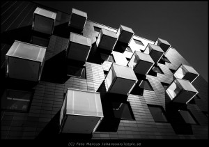 Arkitektur fotokonst