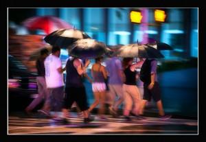 Umbrellas NY Nr 1513/12