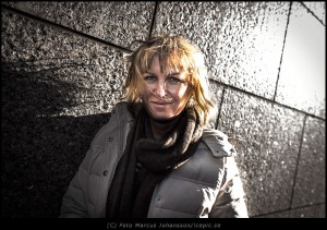 Porträtt Irina Grundkurs privat
