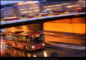 Buss-Art av icepic.se