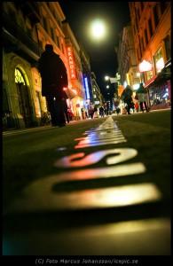 Stockholm Street-Art by Marcus Johansson