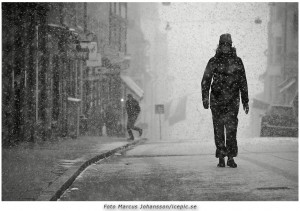 Stockholm Street  Mars