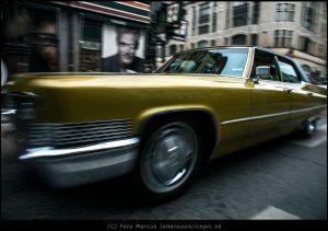 American car 22/5 Stockholm Street