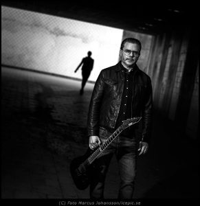 Skivomslag för musiker Stigge