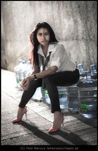 Model Melly